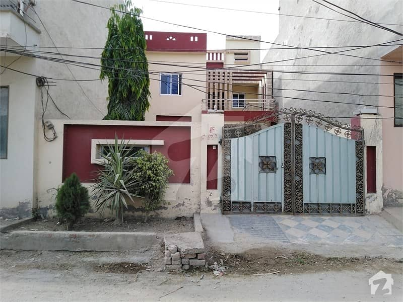8.5 Marla House Ideally Situated In Green Cap Housing Society