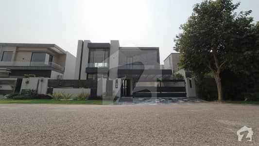 Elegant Design 1 Kanal House For Sale In D H A Phase 6 Block B Lahore