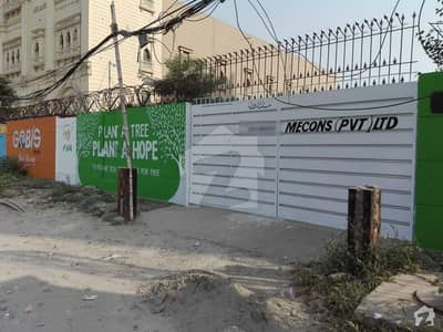 4 Kanal Commercial Plot Ideally Situated In Garden Town