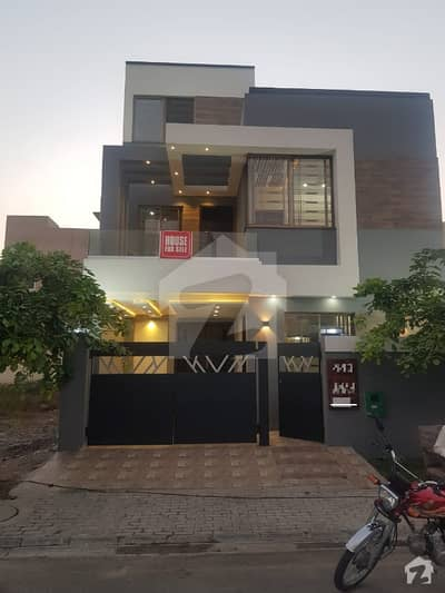 5 Marla Brand New House For Sale In Jinnah Block