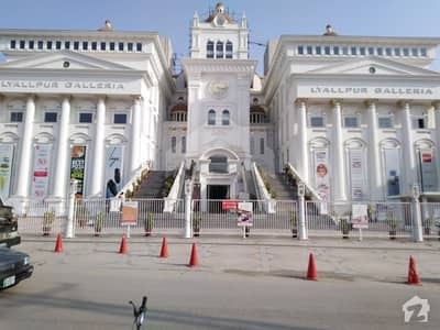 660 Square Feet Commercial Shop Is Available For Sale In Lyallpur Galleria Faisalabad