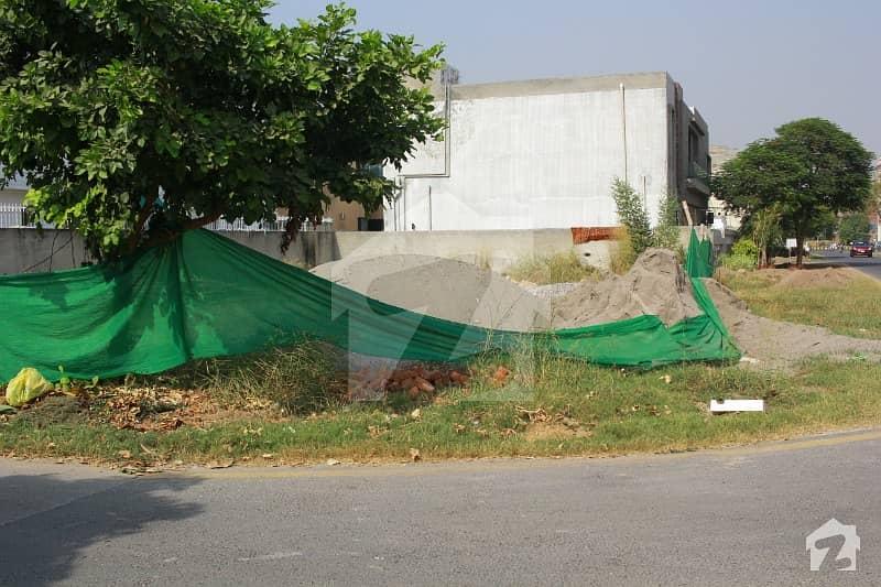 1 Kanal Corner Plot For Sale In Dha Phase 3 Xx Plot No 345