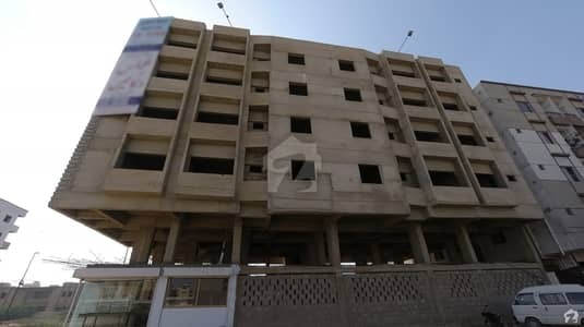 In Surjani Town  Sector 5d  Gadap Town Flat Sized 750  Sq Ft For Sale