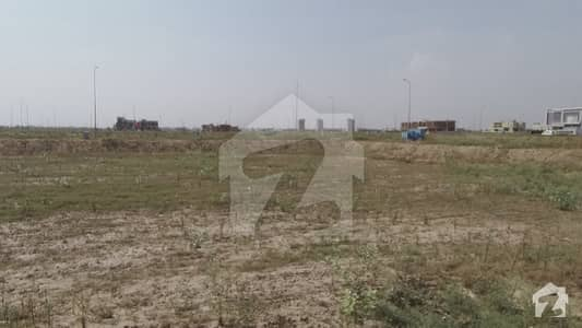 1 Kanal Residential Plot For Sale In T Block Of DHA Phase 8 Lahore