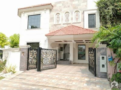 14 Marla Corner Luxury Spanish House For Sale