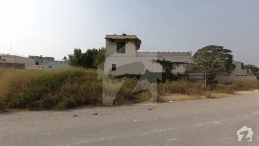 Ideally Located 1 Kanal Residential Plot For Sale In Bharat Village Near D H A Phase 8 Block S Lahore