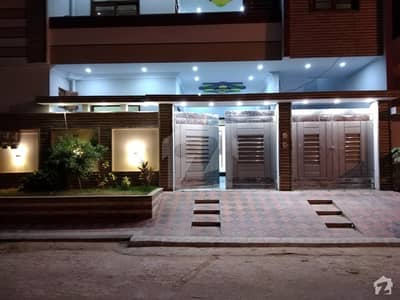 Ground + 2 Floors House Is Available For Sale