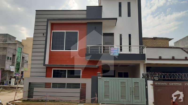 6 Marla New Corner House For Sale In Soan Garden