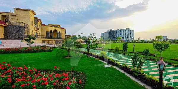 1 Kanal Plot for Sale in Sector C Street 34 DHA Phase 5 Islamabad