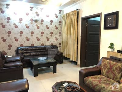 6 Marla Fully Furnished Facing Park House Available For Rent