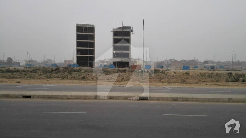 4 Marla Commercial Plot Is Available For Sale In DHA Phase 7 CCA 4
