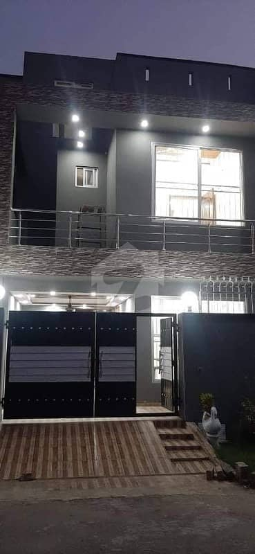 Brand New Double Storey House Is For Sale In Paragon City Lahore