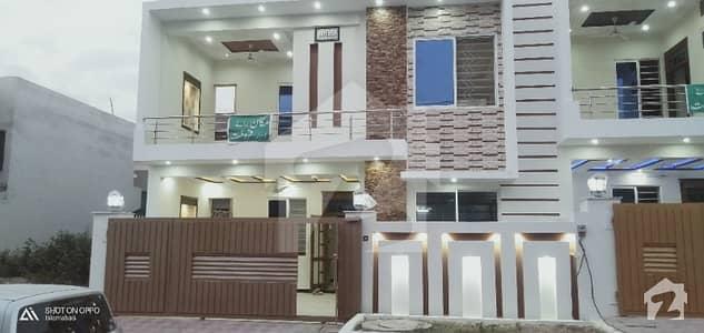 جناح گارڈنز ۔ بلاک اے جناح گارڈنز ایف ای سی ایچ ایس اسلام آباد میں 4 کمروں کا 7 مرلہ مکان 1.6 کروڑ میں برائے فروخت۔