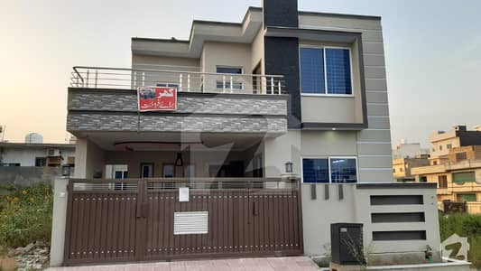 7 Marla 1.5 Storey New House In Cbr Town Islamabad