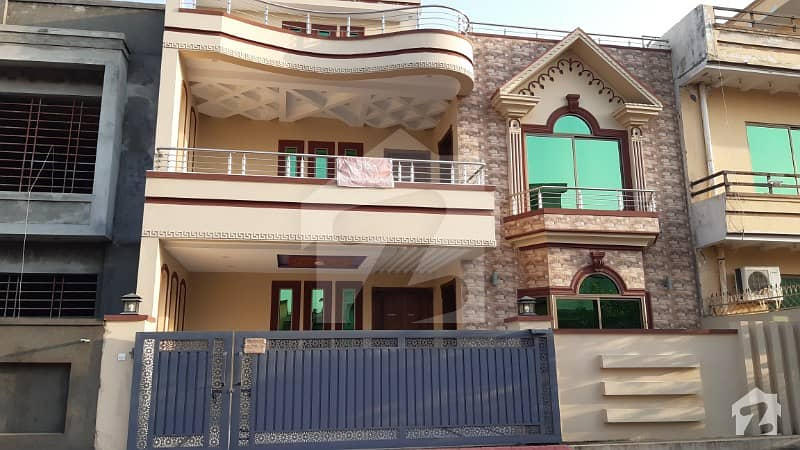 10 Marla New House For Sale In Cbr Town Islamabad