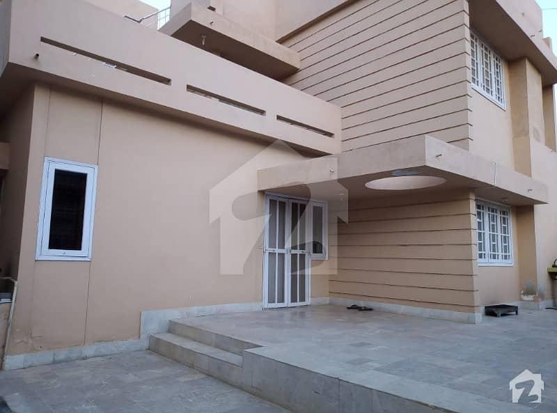 House For Sale  In Kda Overseas Bungalows Block 16 A Gulistan E Jauhar