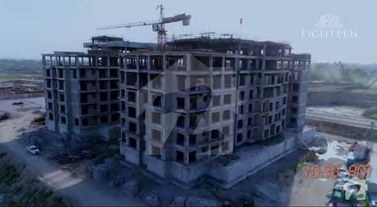 ایٹین کشمیر ہائی وے اسلام آباد میں 1 کمرے کا 3 مرلہ فلیٹ 1.2 کروڑ میں برائے فروخت۔