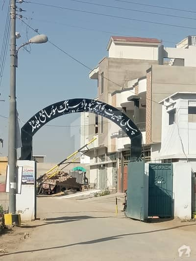 120 Sq. Yd West Open Plot For Sale at Pilibhit Society Sector 18-A Scheme-33 Karachi
