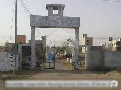 120 Sq. yd Plot For Sale At Zeenatabas Society Sector 19-a Scheme-33 Karachi
