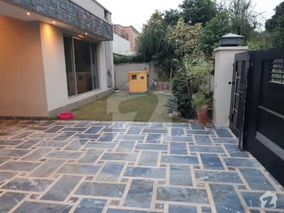 1 Kanal Brand New Full House For Rent In Dha Phase 5 Block G