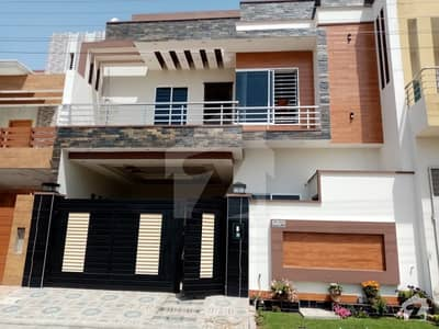 6.6 Marla House Is Available For Sale