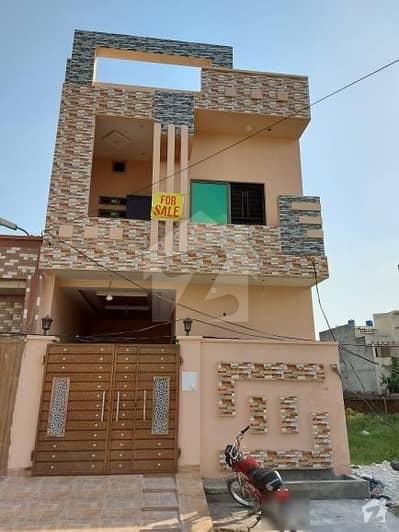 نشیمنِ اقبال فیز 2 نشیمنِ اقبال لاہور میں 4 کمروں کا 4 مرلہ مکان 98 لاکھ میں برائے فروخت۔