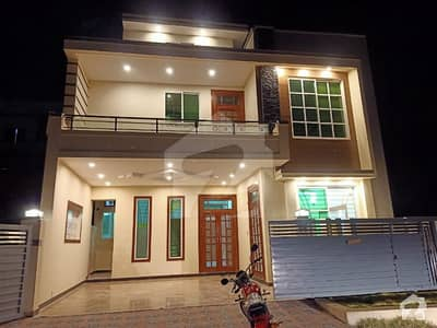 8 Marla New House In Cbr Town Islamabad