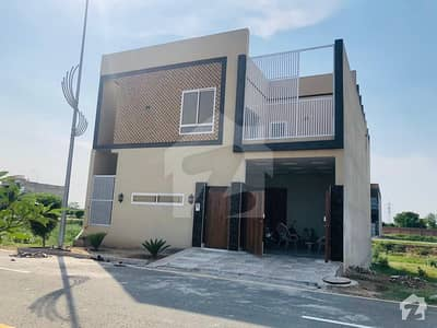 Brand New 7.5 Marla Double Storey Ideal House In Royal Villas Model City