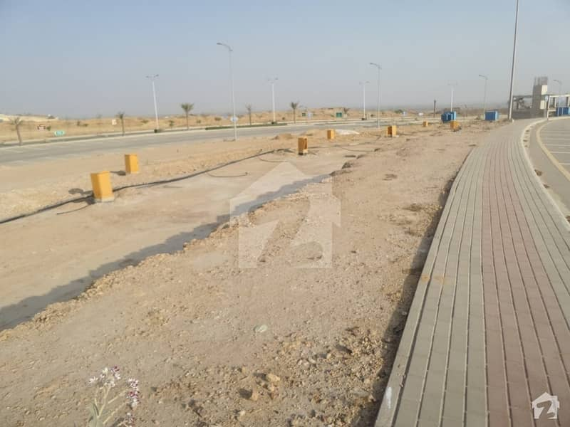 250 Square Yards Residential Plot In Bahria Town Karachi For Sale