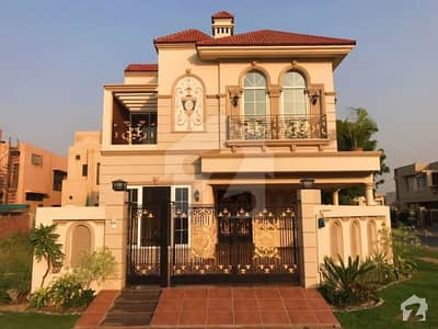 9 Marla Brand New Spanish Design With Ac And Cctv Bungalow For Sale In Dha Phase 6 Lahore