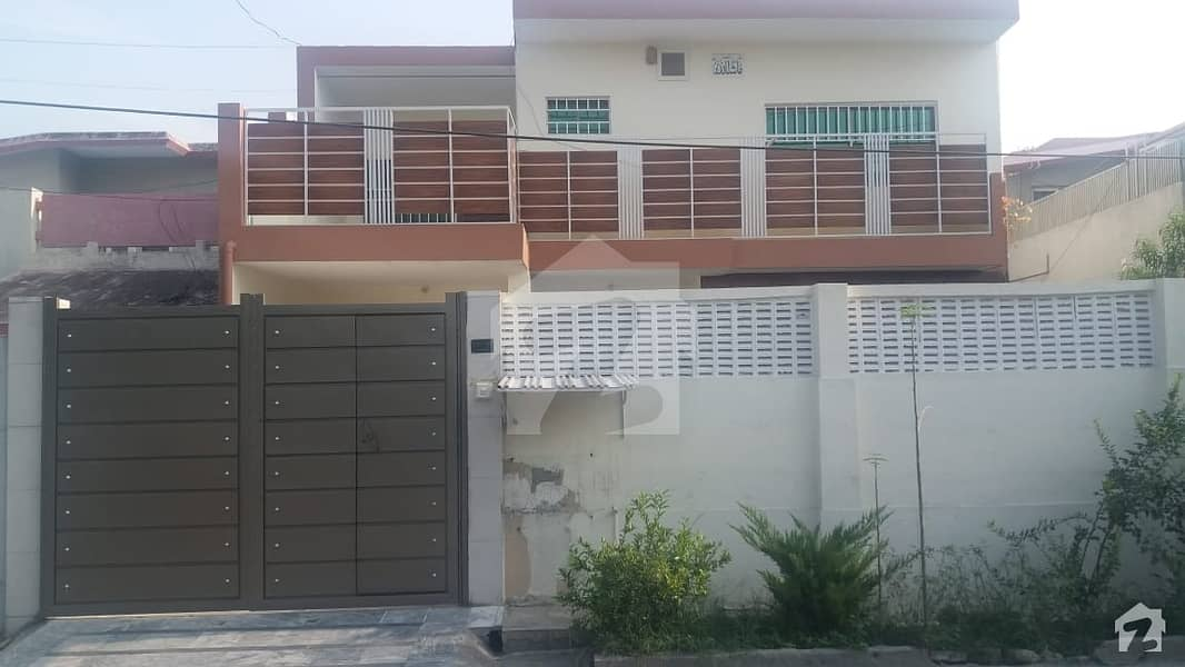 Defence Officer Colony House Sized 12 Marla For Sale
