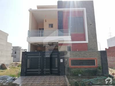 5 Marla Brand New House For Sale In Sawan Block Of DC Colony Gujranwala