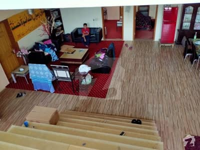 2700  Square Feet Upper Portion Is Available For Rent