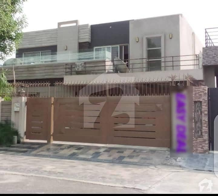 1 Kanal Beautiful Used Luxury House For Sale In Dha Phase 7