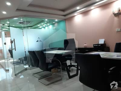 Corporate Office Size 825 Sq Feet In Giga Mall World Trade Center Islamabad