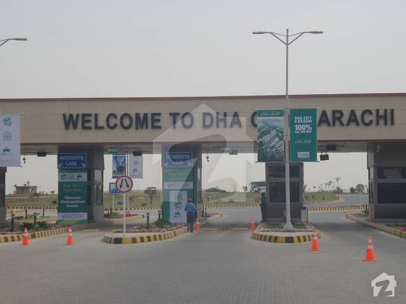 Vip Residential Plot Is Available For Sale In Dha City  Sector 7A