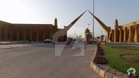 1 Kanal Residential Plot For Sale On Easy Installments For 5 Year In Al Noor Orchard
