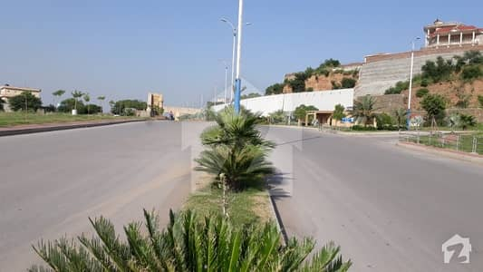 Spring North Bahria Town Phase 7 Plot Available 13 Marla Commercial (50×60) Eagle Chaowk Opposite Kalito