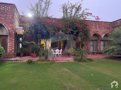 4 Kanal Furnished Farmhouse For Sale