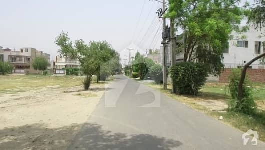 10 Marla Residential Plot For Sale In Bankers Cooperative Housing Society Lahore