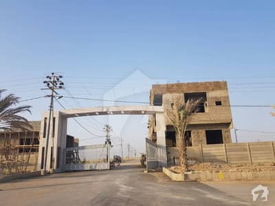 120 Square Yards Residential Plot On 100 Feet Wide Road Is Available For Sale In Punjabi Saudagar Phase2 Sector 50 Kda Scheme 33