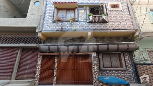 G+2 120 Square Yard House Is Available For Sale In Model Colony Karachi