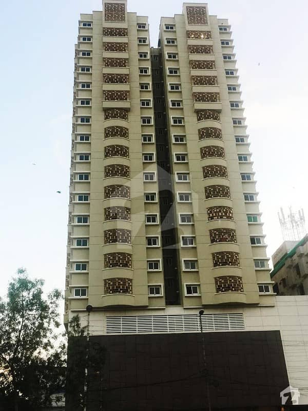Flat For Sale Situated In Shaheed Millat Road