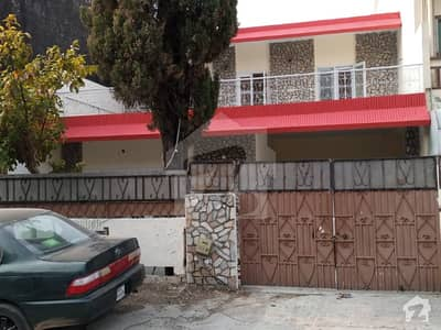 35x70 Sq. Feet Old House Available For Sale In G-9/4