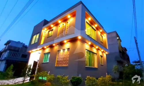 3 Marla With Basement Brand New House For Sale In Formanites Housing Scheme Block Ee
