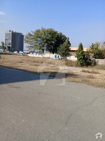 Dha Defence 4 Marla Commercial Plot For Sale