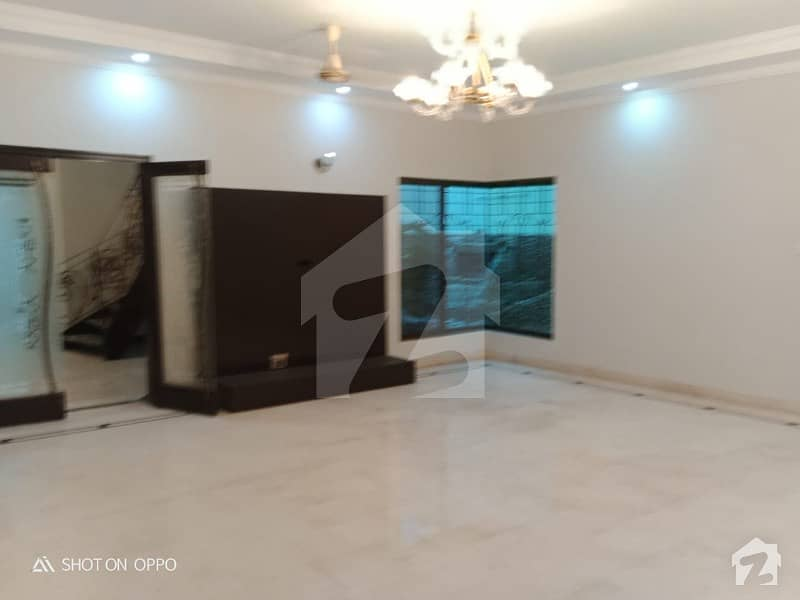 1 Kanal Double Unit Renovated House For Sale