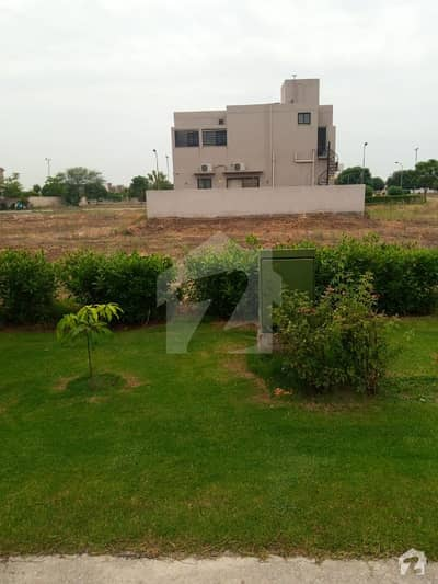 Residential Plot For Sale In Dha Phase 8 Block T