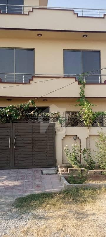 آئی ۔ 14/4 آئی ۔ 14 اسلام آباد میں 4 کمروں کا 5 مرلہ مکان 1.6 کروڑ میں برائے فروخت۔