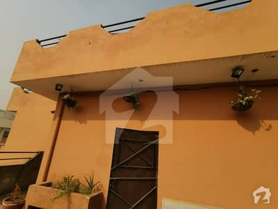 "7 Marla Old House For Sale In Model ""Town Link Road, Bhatti Colony, Lahore"""